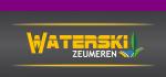 Waterskibaan Zeumeren in Voorthuizen, Gelderland.