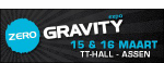 Zero Gravity Expo 2014 in TT-hall in Assen, Drenthe.