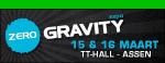 Zero Gravity Expo 2014 in de TT-Hall in Assen, Drenthe.